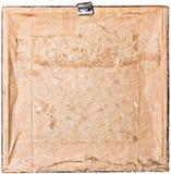 Textura de papel en marco Fotografía de archivo libre de regalías