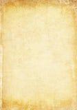 Textura de papel envejecida Foto de archivo