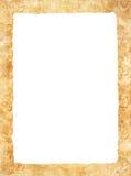 Textura de papel envelhecida Fotos de Stock