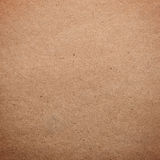 Textura de papel - folha do papel marrom Fotografia de Stock