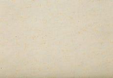 Textura de papel natural Imagenes de archivo