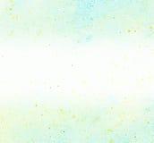 A textura de papel pintou a cor de água para o fundo, grunge projetado Foto de Stock Royalty Free