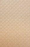 Textura de papel recicl Foto de Stock