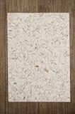 Textura de papel recicl Imagens de Stock