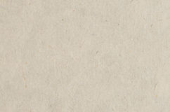 Textura de papel reciclada Fotografía de archivo libre de regalías