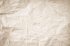 Textura de papel reciclada natural Papel en blanco de la textura del periódico viejo Foto de archivo libre de regalías