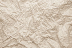 Textura de papel reciclada natural Papel en blanco de la textura del periódico viejo Imagen de archivo libre de regalías
