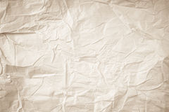 Textura de papel reciclada natural Papel vazio da textura do jornal velho foto de stock royalty free