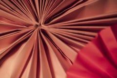 Textura de papel redonda Imagens de Stock