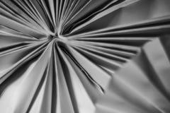 Textura de papel redonda Fotos de Stock