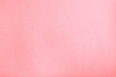 Textura de papel rosada como fondo, fondo de papel colorido Fotografía de archivo libre de regalías