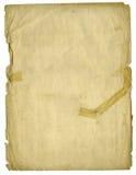 Textura de papel suja do fundo de Grunge Fotos de Stock