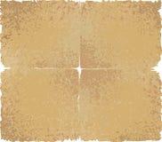 Textura de papel velha Imagens de Stock