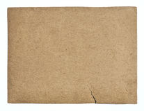 Textura de papel velha fotos de stock royalty free