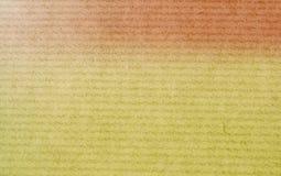 Textura de papel velha com listras Foto de Stock