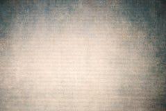 Textura de papel velha com listras Imagens de Stock Royalty Free