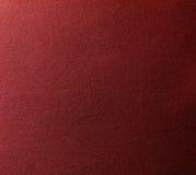 Textura de papel vermelha 4 Foto de Stock