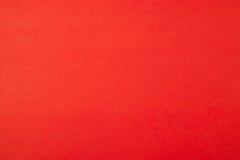 Textura de papel vermelha Imagem de Stock Royalty Free