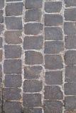 Textura de pavimentación de piedra imagenes de archivo