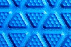 Textura de pavimentar a espuma macia imagens de stock