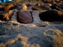 Textura de pedra 4 Foto de Stock Royalty Free