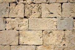 Textura de pedra Fotografia de Stock Royalty Free