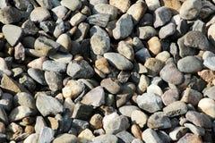 textura de pedra como o fundo Fotografia de Stock