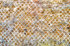A textura de pedra da parede de tijolo, pode usar-se como o fundo Fotografia de Stock