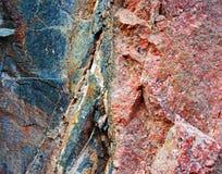 Textura de pedra do fundo da rocha Foto de Stock Royalty Free