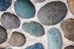 Textura de pedra do fundo do grupo fotografia de stock