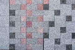 Textura de pedra do passeio fotografia de stock royalty free