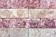 Textura de pedra do passeio fotografia de stock