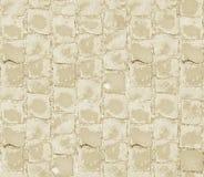Textura de pedra do pavimento Fundo cobblestoned do pavimento do granito Fundo abstrato do close-up velho do pavimento da pedra S Imagens de Stock