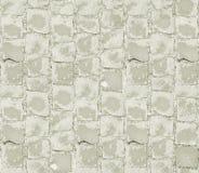 Textura de pedra do pavimento Fundo cobblestoned do pavimento do granito Fundo abstrato do close-up velho do pavimento da pedra S Foto de Stock