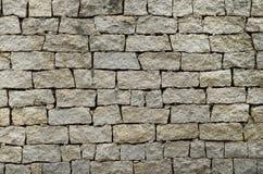 Textura de pedra do tijolo Imagens de Stock