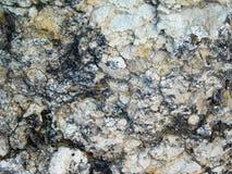 Textura de pedra fora Imagem de Stock