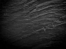 Textura de pedra preta do teste padrão Foto de Stock Royalty Free