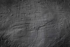 Textura de pedra preto e branco da parede do fundo do grunge ilustração do vetor