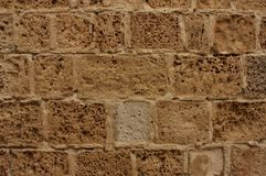 Textura de pedra velha Fotografia de Stock Royalty Free