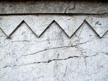 Textura de pedra velha do teste padrão Imagem de Stock Royalty Free