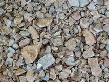 Textura de pedras exteriores Imagens de Stock Royalty Free