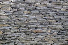 Textura de pedras velhas fotografia de stock