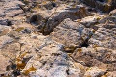 Textura de piedra aguda de Colorfull Foto de archivo