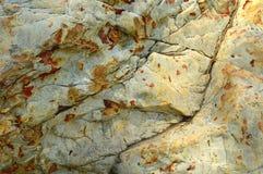 Textura de piedra amarilla Imagenes de archivo