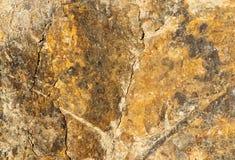 Textura de piedra anaranjada Imagen de archivo libre de regalías