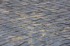 Textura de piedra de la azotea Imágenes de archivo libres de regalías