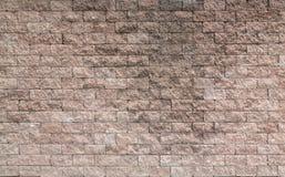 Textura de piedra de la pared del bloque Fotos de archivo libres de regalías