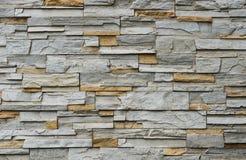 Textura de piedra de la pizarra, pared de piedra texturizada Imagen de archivo libre de regalías
