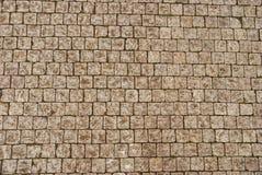Textura de piedra del pavimento Fotografía de archivo
