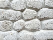 Textura de piedra del polo Foto de archivo libre de regalías